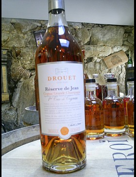 Cognac Réserve de Jean Grande Fine Champagne Drouet et Fils