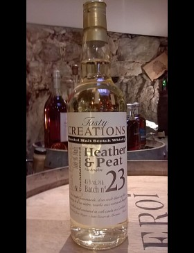 Batch n°23 Heather & Peat 43%