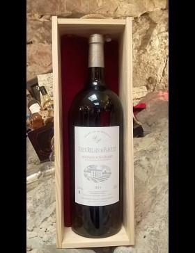 Magnum Bordeaux Montagne Saint Emilion Vieux Relais de Farguet 2015 Château de Farguet