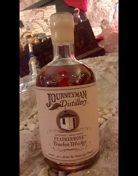Journeyman Bourbon 45%