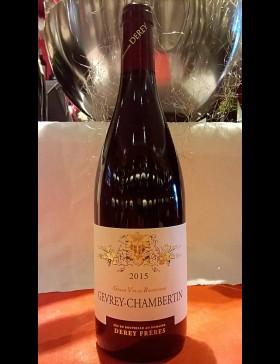 Bourgogne Gevrey-Chambertin 2015 Domaine Derey
