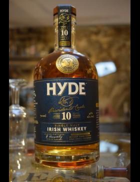HYDE 10 Ans Fût de Sherry 46%