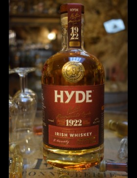HYDE 6 Ans Fût de Rhum 46%