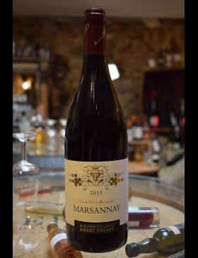 Bourgogne Marsannay 2015 Domaine Derey