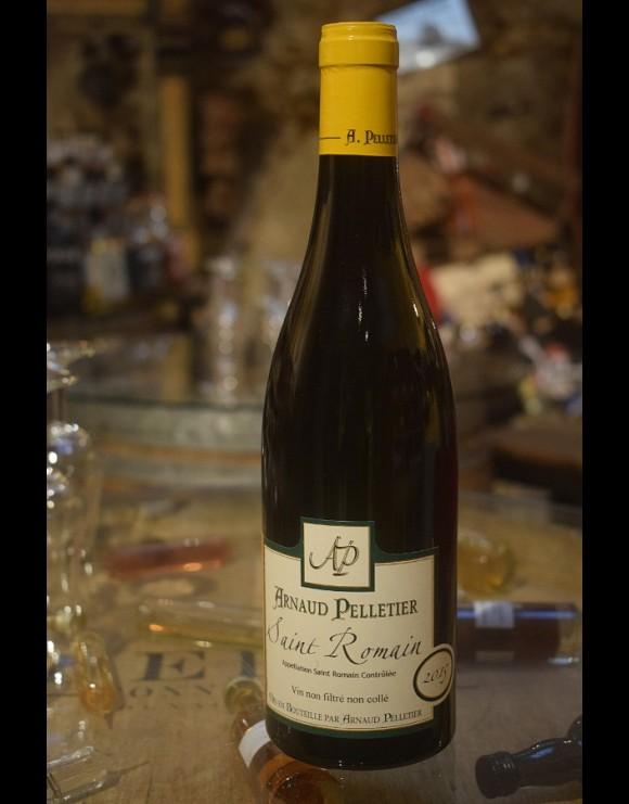 Bourgogne Saint Romain 2015 Bio Famille Pelletier