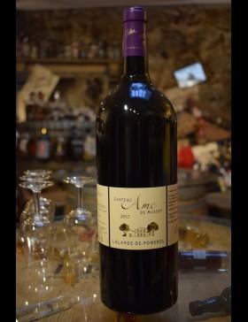 Magnum Bordeaux Lalande de Pomerol 2016 Château Ame de Musset