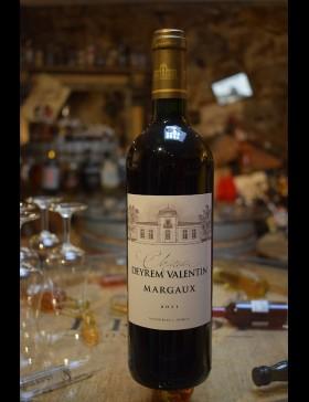 Bordeaux Margaux Cru Bourgeois 2011 Château Deyrem Valentin