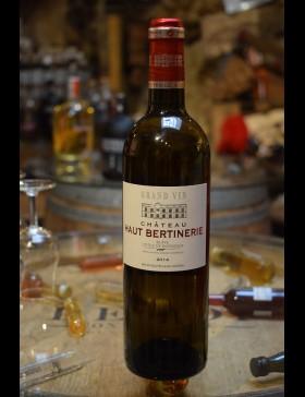 Côtes de Bordeaux Blaye Château Haut Bertinerie Vieilles Vignes 2014