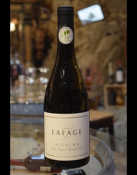 Roussillon Côtes Catalanes Nicolas 2018 Domaine Lafage