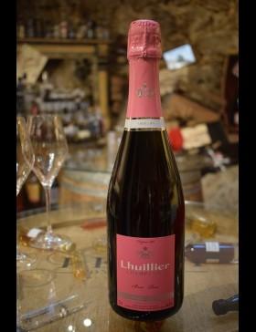Champagne Brut Rosé Famille Lhuillier