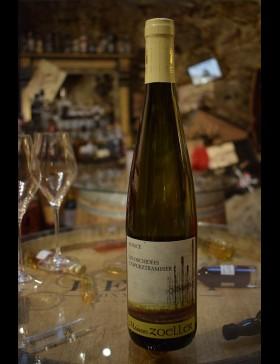 Alsace Gewurztraminer Les Orchidées 2015 Bio Domaine Zoeller