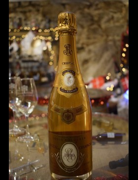 The Champagne Cristal Brut 1990 House Of Louis Roederer