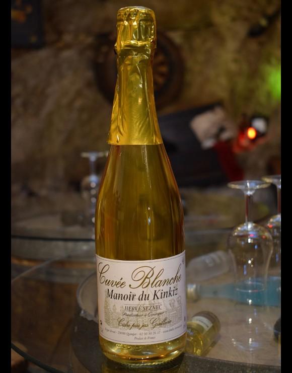 Cidre Cuvée Blanche Manoir du Kinkiz