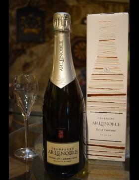 Champagne Cuvée Grand Cru Blanc de Blancs Chouilly 2008 Maison Lenoble