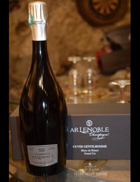 Champagne Cuvée Gentilhomme Grand Cru Blanc de Blancs Maison Lenoble