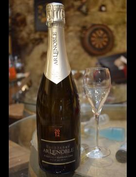 Champagne Cuvée Premier Cru Blanc de Noirs Bisseuil 2009 Maison Lenoble