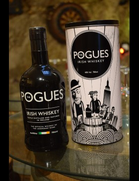 The Pogues Fûts de Bourbon Sherry 40%