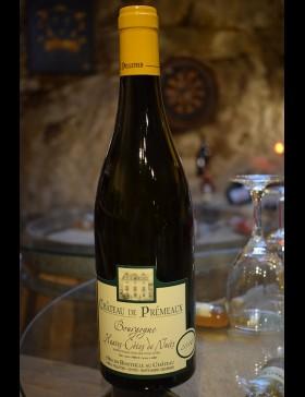 Bourgogne Hautes Côtes de Nuits 2018 Bio Château de Prémeaux