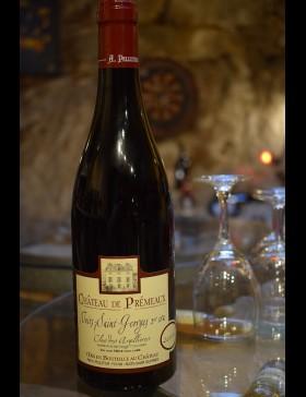 Bourgogne Nuits Saint Georges 1er Cru Clos des Argillières 2016 Bio Château de Prémeaux