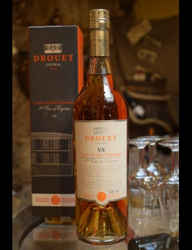 Cognac 1er Cru VS Grande Fine Champagne Drouet et Fils