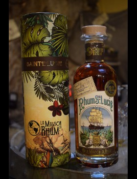 Collection Rhum Ste Lucie 2011 St Lucia Distillers
