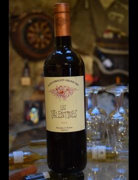 Bordeaux Saint-Emilion Grand Cru Les Valentines 2015 Vignobles Robin