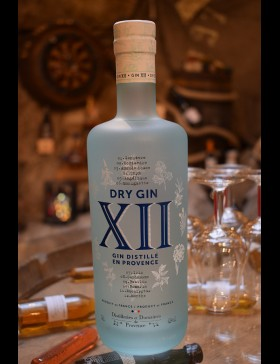 Dry Gin XII