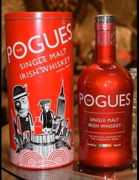 The Pogues Single Malt 40%