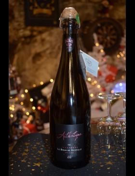 Champagne Authentique Rosé Famille Le Brun de Neuville
