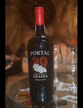 Porto Portal 29 Grapes Ruby Reserve