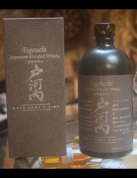 Togouchi Saké Cask Finish 40%