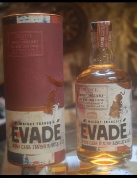 Evadé Red Wine Cask Finish 43%