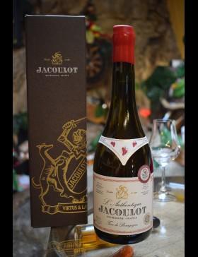 Fine de Bourgogne L'Authentique Jacoulot 7 ans d'âge Distillerie Jacoulot