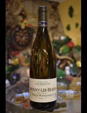 Bourgogne Savigny-Lès-Beaune 1er Cru Hauts Marconnets 2017 Domaine Chanson