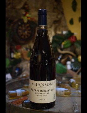 Bourgogne Pinot Noir Réserve du Bastion 2018 Domaine Chanson