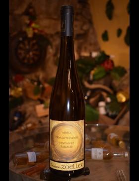 Alsace Gewurztraminer Vendanges Tardives Bio 2015 Domaine Zoeller