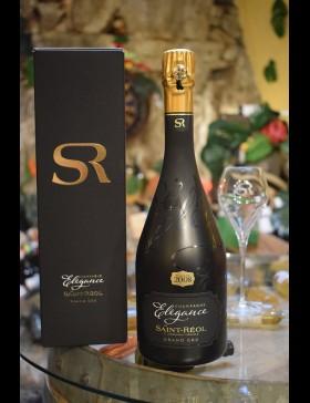 Champagne Elégance Grand Cru 2008 Brut de Saint-Réol