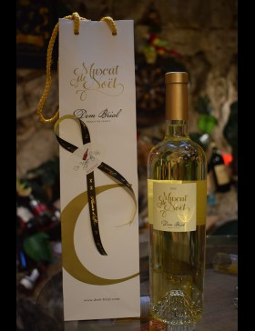 Muscat de Rivesaltes Muscat de Noël 2020 Vignobles Dom Brial
