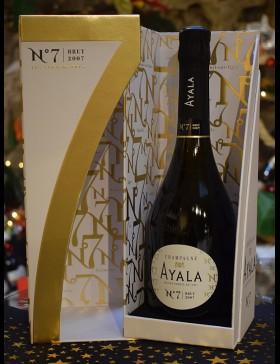 Champagne Cuvée N°7 Grands Crus 2007 Brut Maison Ayala