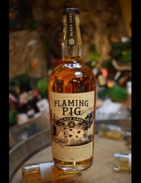 Flaming Pig Black Cask 40%