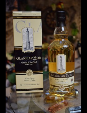 Glann Ar Mor Bourbon Barrel 46%