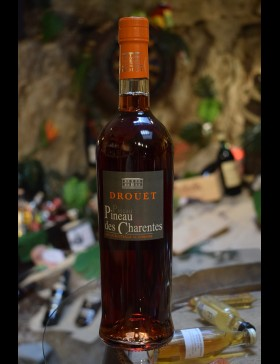 Pineau des Charentes Rouge Domaine Drouet