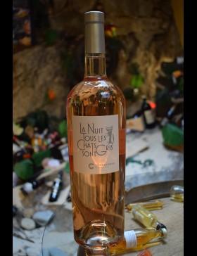 Magnum Gard Rosé La Nuit tous les Chats sont Gris 2020 Cellier des Chartreux