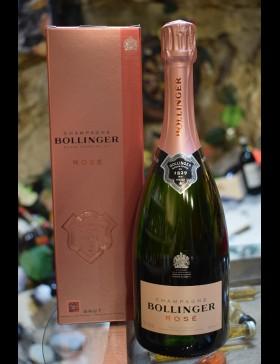 Champagne Rosé Brut Maison Bollinger