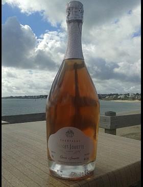 Champagne Cuvée Jouette Rosé Maison Bauget-Jouette