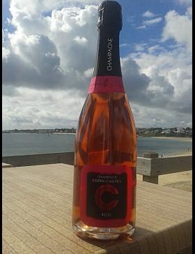 Champagne Rosé Maison Copin-Cautel