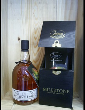Millstone Single Malt 5 jahre 40%