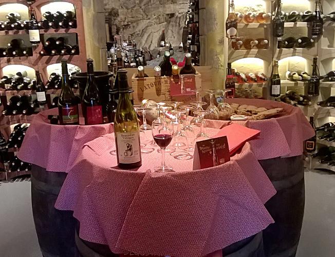 Organisation fêtes cave De Vigne en Vin Audierne