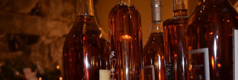 spiritueux cave de vigne en vin audierne finistère bretagne