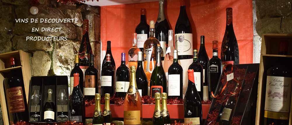 De vigne en vin à Audierne - Weihnachtsweine
